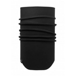 Buff Neckwarmer Windproof Solid Black 118189.999.10.00