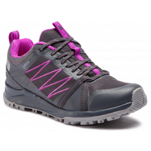 The North Face Litewave Fastpack II GTX Ebony Grey/Purple