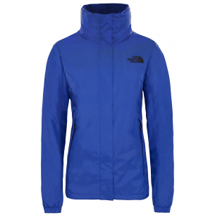 The North Face W Resolve 2 Aztec Blue