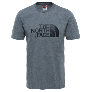 The North Face Easy Tee Medium Grey Heather