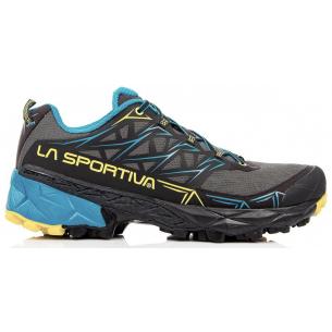 La Sportiva Akyra Carbon/Tropic Blue