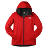 The North Face Quest Rage Red Black Heather