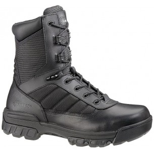 "Bates Enforcer Ultra Light 8"" Piel/Nylon"