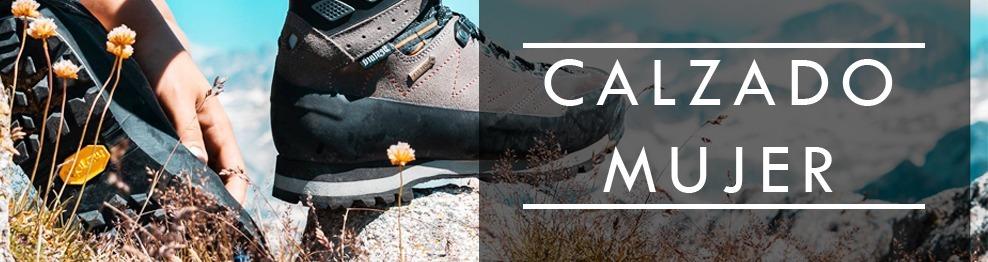 Calzado Mujer | El mejor calzado de montaña en Aventura Giménez