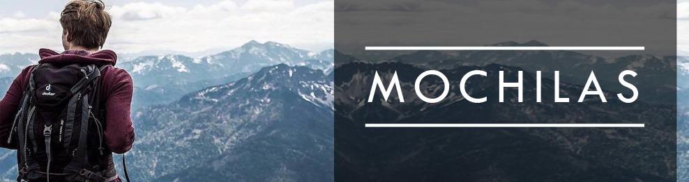 Mochilas Outdoor